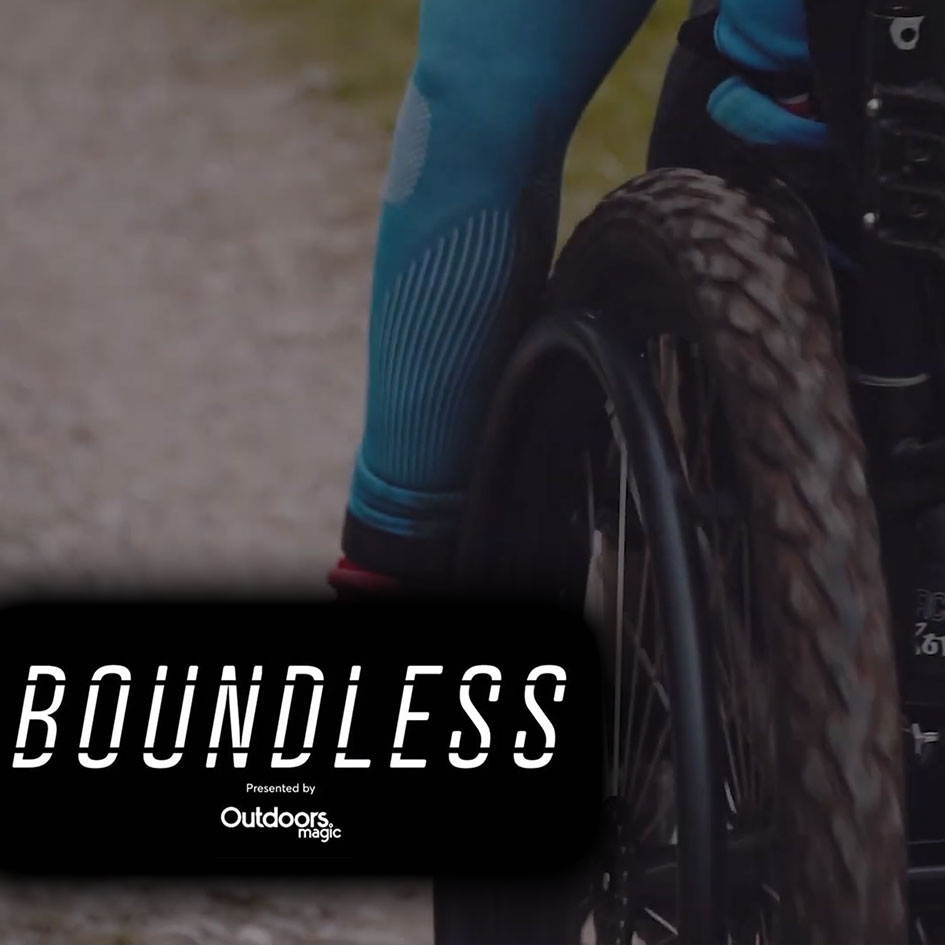 BOUNDLESS: An Outdoors Magic Film with Chris Nicolson
