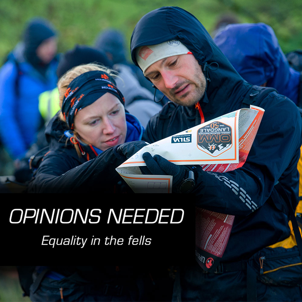 Equality in the fells?
