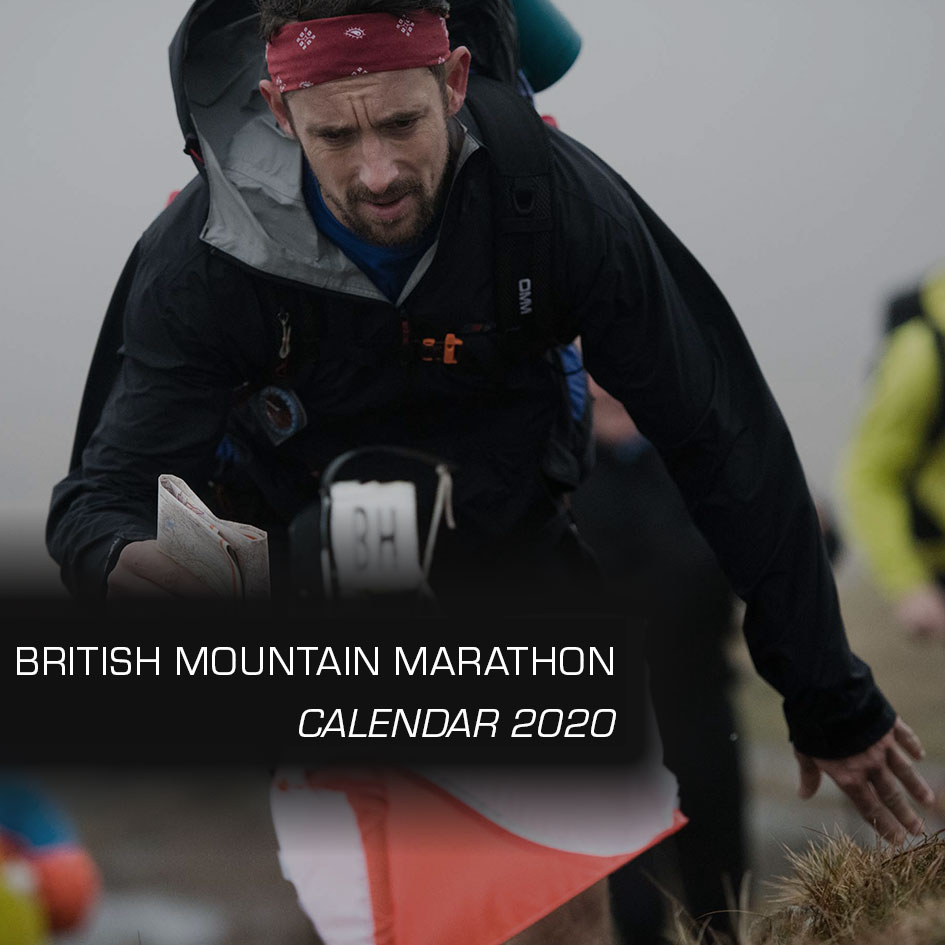 British Mountain Marathon Calendar